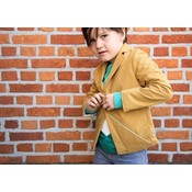 Zonen09 - Jack - patroon jongensblazer