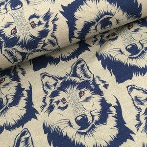 Sweater - Hilco - Woodland Wolf