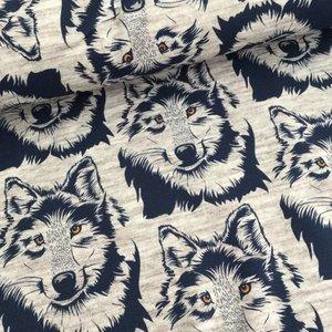 Sweater - Hilco - Woodland Wolf melée