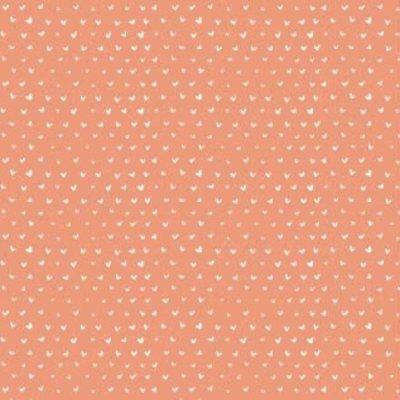 Dear Stella Katoen - Dear Stella - Hearts Peach
