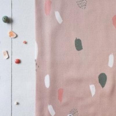 Atelier Brunette Double Gauze - Atelier Brunette - Moonstone Pink
