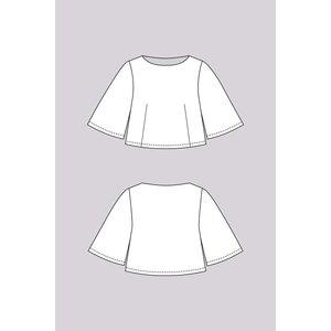 Lexi - A-line Dress & top