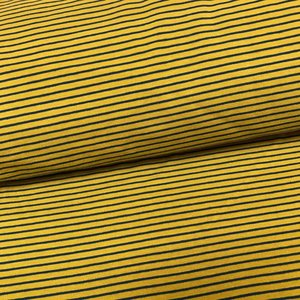 Froy & Dind Biotricot - Froy & Dind - Stripes Mustard