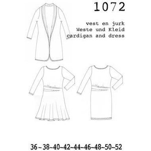 It's a fits - Vest en jurk 1072 - It's a fits