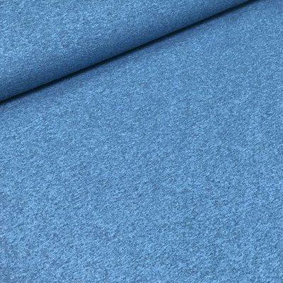 Sweater - Hilco - Sweat Crop Blue melange