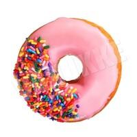 Van Ikke Strijkapplicatie - Donut