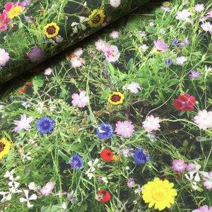 Canvas - Trixie bloemen