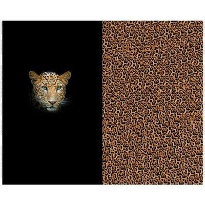 Tricot - Stenzo - paneel luipaard