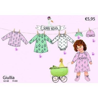 Patroon - Giullia (62-80)