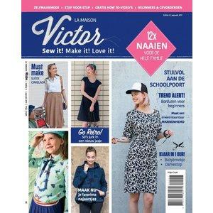La Maison Victor Tijdschrift - La Maison Victor - 5/2017 - sept-okt. 2017