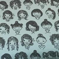 Tricot - Stenzo - Funny faces