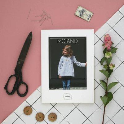 Patroon - StraightGrain: Moiano