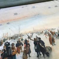 Tricot - Paneel - Schilderij