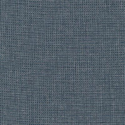 Chambray - blauw/wit