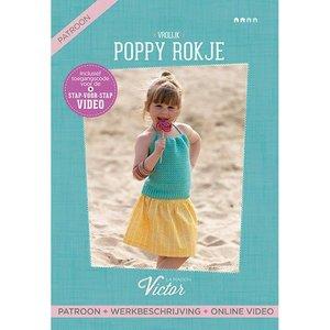 La Maison Victor - Poppy - patroon rokje