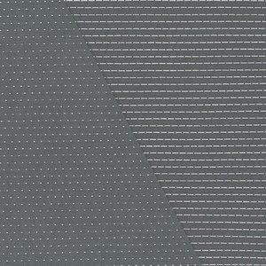 Stitched Grey