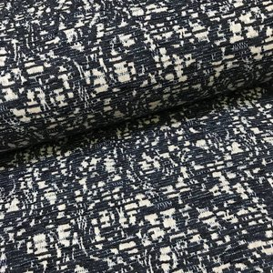 Jacquard - Textuur blauw