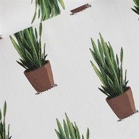 See you at six French Terry - See you at Six - Sansevieria