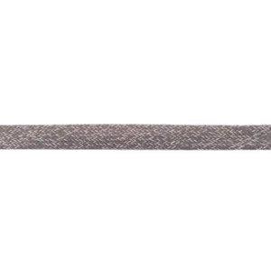 Platkoord mélange grijs (20 mm)