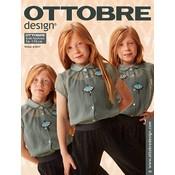 Tijdschrift Ottobre kids winter 6/2017