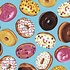 Timeless Treasures Katoen - Timeless Treasures - Donuts
