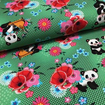 Sweater - Happy pandas