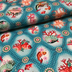 Sweater - Mermaid Delight
