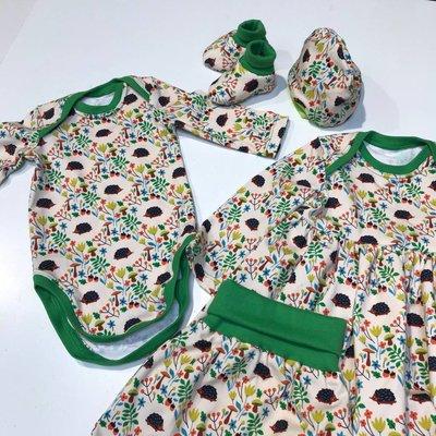 Workshop - Babykleertjes in tricot
