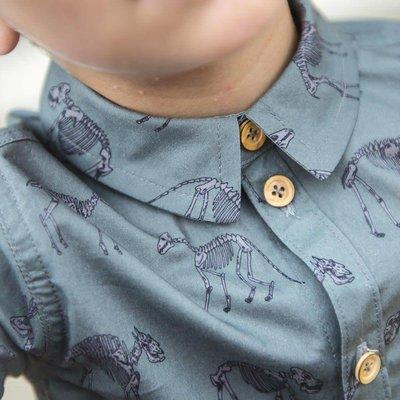 Katoen - Spike hemd (La Maison Victor)