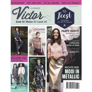 La Maison Victor Tijdschrift - La Maison Victor - 6/2017 - nov.-dec. 2017
