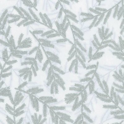 Katoen - Frost Silver