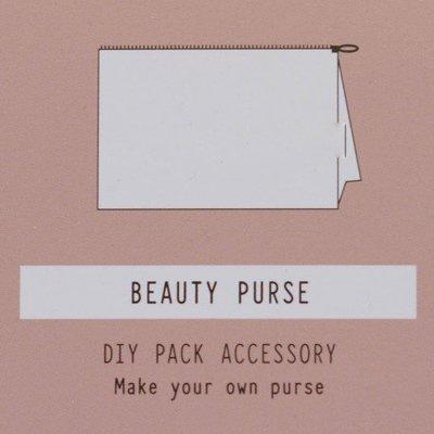 Lotte Martens - DIYpakket - Beauty Purse - Scilia