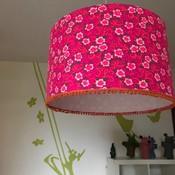 DIY-pakket: lampenkap 40 cm