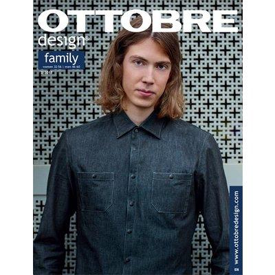 Tijdschrift Ottobre family winter 7/2017