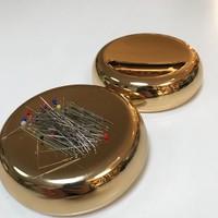 Magnetisch Speldenkussen Goud