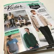 Tijdschrift - La Maison Victor - Mannenspecial