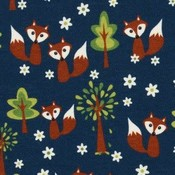 Sweater - Fox in the forest