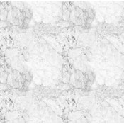 French Terry - About Blue Fabrics - White Marble