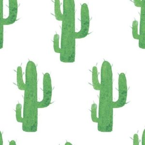 French Terry - About Blue Fabrics - Tall cactus