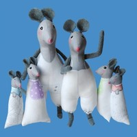 Naaikit - Muisjesfamilie