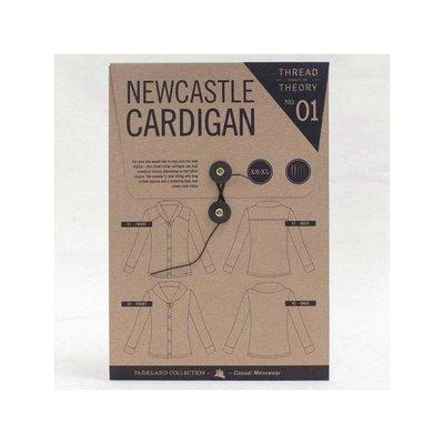 Newcastle Cardigan - pdf-patroon)