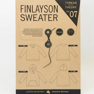 Finlayson sweater - pdf-patroon