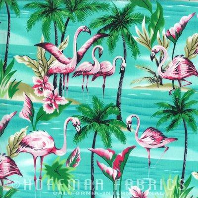 Katoen - Flamingo's