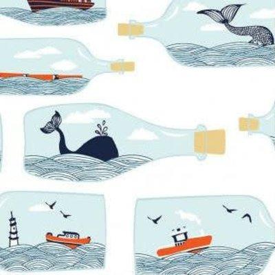 Dear Stella - Katoen - Hook Line and Sinker