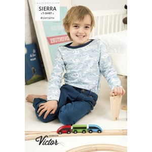 Sierra T-shirt (La Maison Victor)