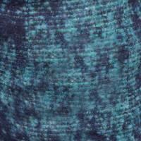 La Maison Victor - Wol blauw-turkoois