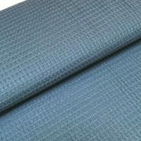 Wafeldoek - Blauw