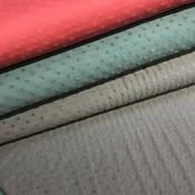 Tricot - Cotton minky - grijs