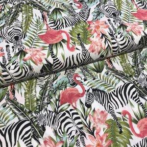 Katoen - Tropical animals