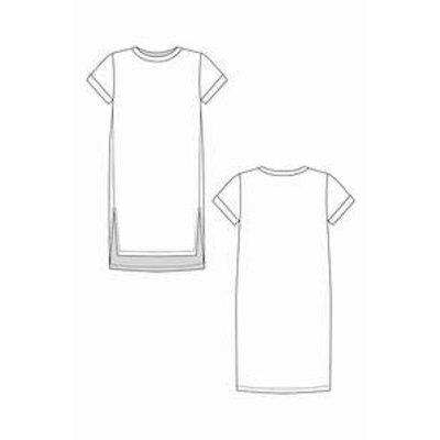 Inari - Tee dress & Crop Tee